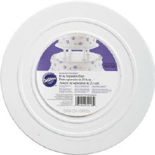 Wilton 10 Round Smooth Edge Plate