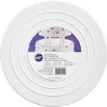 Wilton 12 Round Smooth Edge Plate