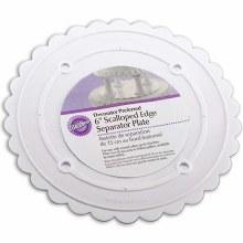 Wilton 6 Round Separator Plate