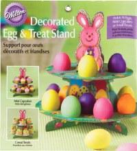 Wilton Fuzzy Bunny Egg & Treat Stand