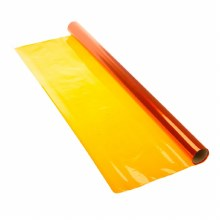 Large Amber Cellophane Roll 30