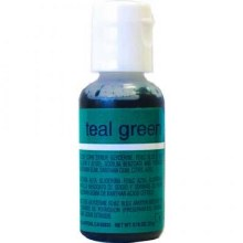 CK Products Teal Green Liqua Gel 0.70 Oz