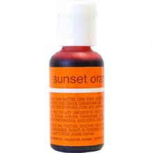 CK Products Sunset Orange Liqua Gel 0.70oz