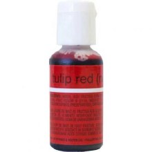 CK Products Tulip Red Liqua Gel 0.70 Oz