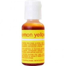 CK Products Lemon Yellow Liqua Gel 0.70 Oz