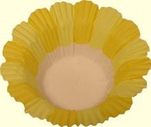 Wilton Baking Cups: Yellow Blossom/12