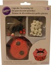 Wilton Ladybug Cupcake Kit