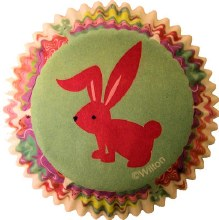 Wilton Peek Bunny Baking Cup