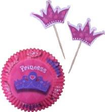 Wilton Princess Cupcake Combo Pack