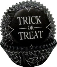 Wilton Baking Cup: Mini Trick/treat