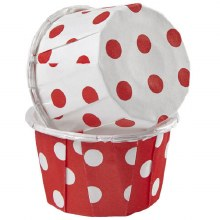 Wilton Polka Dot Nut Cups
