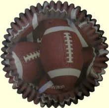 Wilton Color Cups: Football/36