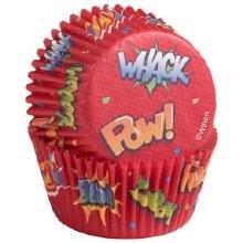 Wilton Pow Bursts Cupcake Liners