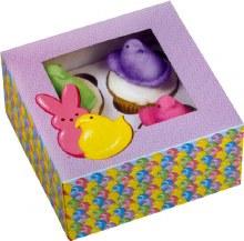 Wilton Peeps Cupcake/treat Boxes