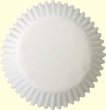 Wilton Baking Cups: White/75