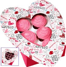 Wilton Valentine Mini Cupcake/treat B