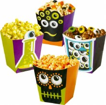 Wilton Scary Eyes Treat Bag/boxes