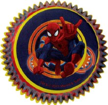 Wilton The Ultimate Spider-man Baking