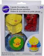 Wilton Chicks Cupcake Decorating Kit