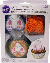 Wilton Bunny Tail Cupcake Deco. Kit