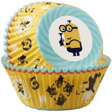 Wilton Despicable Me 3 Minions Cupcak