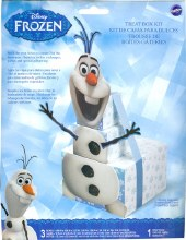 Wilton Frozen Stacking Olaf Treat Box