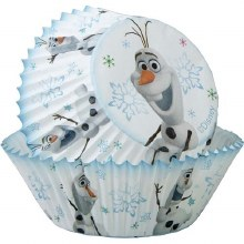 Wilton Frozen Olaf Cupcake Liners