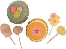 Wilton Spring Garden Cupcake Kit