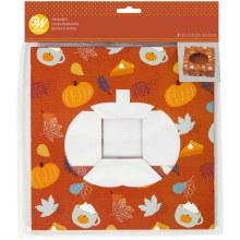 Wilton  Fall Pie Box 2pk