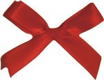 Red Bows Pkg. Of 10