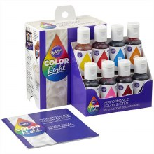 Wilton Color Right Food Coloring Syst