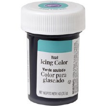 Wilton Icing Color: 1 Oz Teal