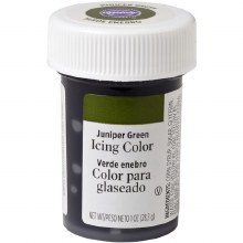 Wilton Icing Color: 1 Oz Juniper Gree