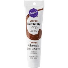 Wilton Chocolate Tube Icing