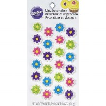 Wilton Icing Decorations: Flowers