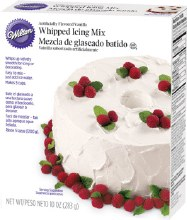 Wilton Vanilla Whipped Icing Mix