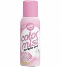 Wilton Pink Color Mist Spray
