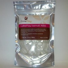 CK Product Clear Isomalt Nibs