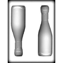 CK Product Hard Candy Mold: 3d Bottle
