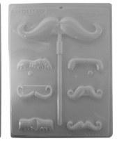 CK Product H/c Mold Mustache Lollipops &