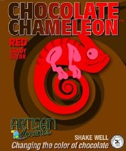 Choc Chamelon Red Candy Color