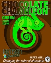 Green Candy Color
