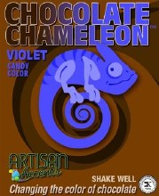 Violet Candy Color