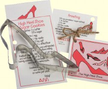 Ann Clark Ann Clark High Heel Shoe Cutte