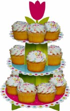 Amscan 3 Tier Cupcake Stand