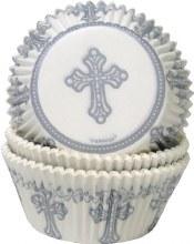 Amscan Baking Cups: Cross