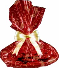 Amscan Holiday Classics Cookie Bags (