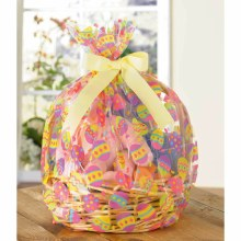 Amscan Basket Bags: Eggs