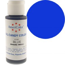 AmeriColor Candy Color: Blue 2 Oz