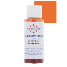 AmeriColor Candy Color: Orange 2 Oz